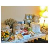 Linens & Decorative Pillows
