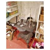 Antique Cast Iron Cook Stove