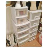 Storage With Craft Supplies