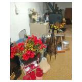 Floral decor & Seasonal