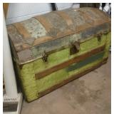 Another Great Old Camel Back Trunk!
