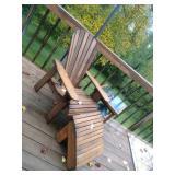 Outdoor Adirondack Furniture