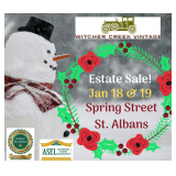 Just Off Sixth Avenue This St. Albans Cottage Sale Will Be A Great Start To Your 2020 Treasure Hunt!