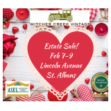 Join Us For A Sweetheart Of A Sale Just A Block From St. Albans High School!