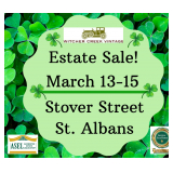 You'll Be The Lucky One When You Come Shop With Us At This Super St. Albans Sale!