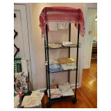 Wire Grid Shelving NOT FOR SALE