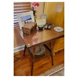 Two-Tier Parlor Table