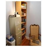 2 Drawer Files Cabinets