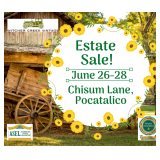 Join Us In Pocatalico For A Country Estate Sale! Home, Barn & Woodworking Shop Full!