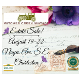Amazing Kanawha City Estate-Years Of Accumulation! Come Enjoy This Four Day Event!