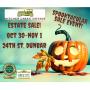Spooktacular Halloween Weekend Sale Event In Dunbar!