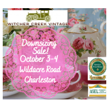 Upscale Charleston Downsizing Sale Filled With 4000 Sq Ft Of Quality Throughout!
