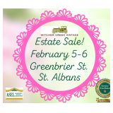 By Appt. Only! Emergency Estate Sale! Beautiful St. Albans Home Filled With Quality Throughout!