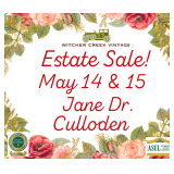 Culloden Two-Story Is A Victorian Lover's Delight! Pristine Furniture & Collectibles Throughout!