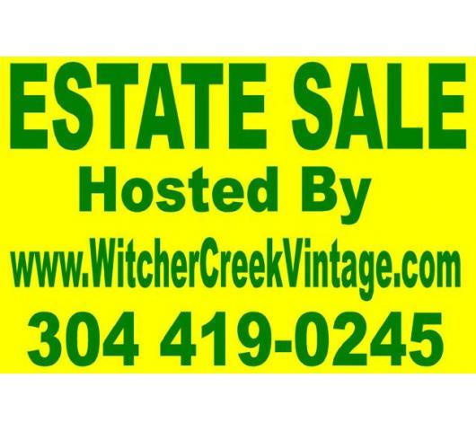 Scott Depot Estate Sale Just f Teays Valley Road