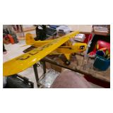 54.Model airplane (flyable)-$225