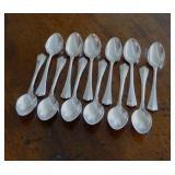 Buccellati 800 12 med.spoons