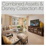 Combined Assets and Disney Collection #2