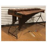 Vintage Deagon Professional Xylophone