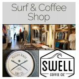 Surf and Coffee Shop