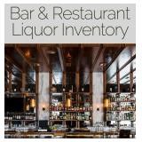 Bar & Restaurant Liquor Inventory