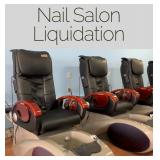Nail Salon Liquidation