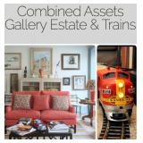 Combined Assets Gallery Estate & Model Trains