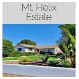 Mt. Helix Estate Sale