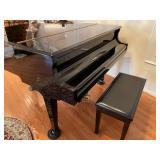 Kohler & Campbell Baby Grand Piano skg-400s