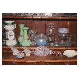 Murano, Bristol Glass, English Porcelain