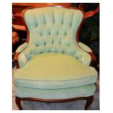 Vintage French Provincial Arm Chair