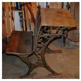 CR School Furniture Co. School Desk