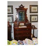 Antique Dresser cir 1850