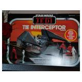 Star Wars Return of the Jedi The Interiptor Vehicle