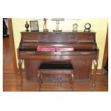 Schater & Sons Player Piano