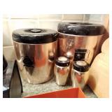 Westbend MCM Canister Set