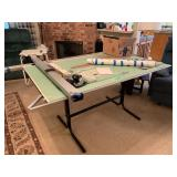 ARLINGTON IN HOME WHOLE HOUSE AUCTION DRAFTING TABLE & TOOLS