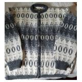 hand knit in Norway