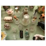 Perfume Bottles & More