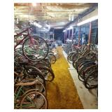INCREDIBLE BICYCLE COLLECTOR'S DREAM SAGAMORE BEACH ESTATE SALE FRI JULY 7TH OVER 100 EARLY BICYCLES