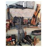 TERRIFIC TOOL LOVERS HOLLISTON ESTATE SALE AUG 24TH LOADS OF TOOLS HUNTING & FISHING GEAR ANTIQUES!