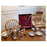 SUPERB FOXBORO ESTATE SALE WEDS JULY 15TH STERLING SILVER FLATWARE OLD DOLLHOUSE FURNITURE & MORE!!
