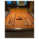 EXCELLENT EAST FREETOWN ESTATE SALE THURS JULY 23RD ANTIQUES, VICTORIAN POOL TABLE, ART, FURNITURE!!
