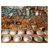 INSANE PICKERS PARADISE MIDDLEBORO ESTATE SALE OCT 24 & 25 ANTIQUES JEWELRY NATIVE AMERICAN & MORE!!