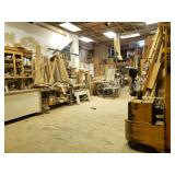 INSANE CONTRACTORS DREAM BUSINESS LIQUIDATION ESTATE SALE OCT 11TH 3 STORY WAREHOUSE