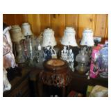 Lamps With China Shades