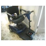 New Motorized Chair