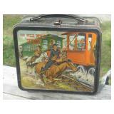 1967 Wild Wild West Lunch Box