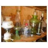 Very Large Lamp Collection