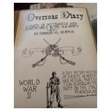 Rare Army Diary with {Pictures